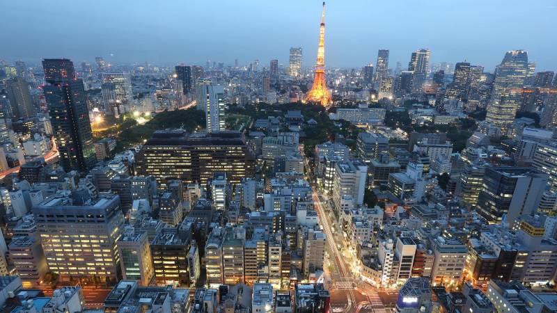 Japan Wireless traz para você Wi-Fi portátil no Japão - tokyo japao 1