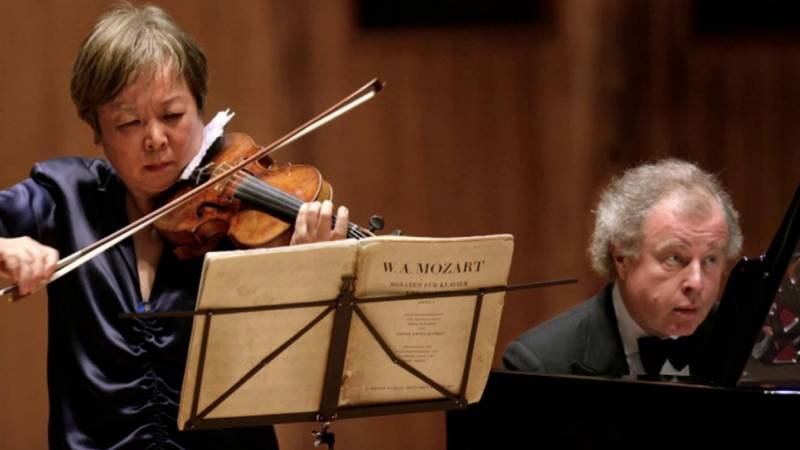 Os maiores Violinistas do japão