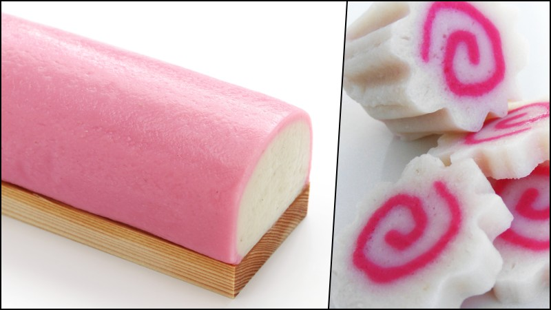 Kamaboko, surimi y kani-kama: ¿qué son? Diferencias?