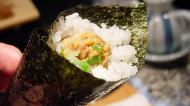 Temaki – sushi em forma de cone