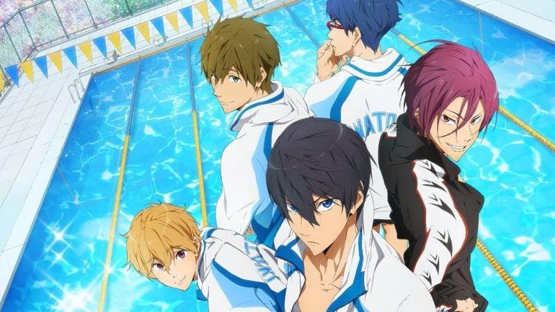 Os Melhores Animes Bishounen + Personagens bonitos - free natacao 9