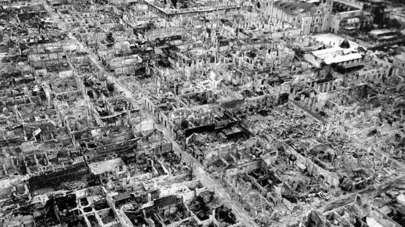 제 2 차 세계 대전까지 저지른 일본 범죄
