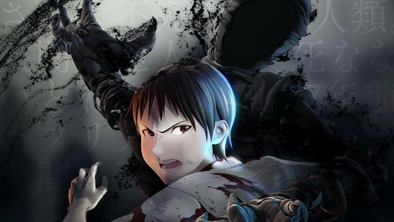 Lista com 100 melhores animes de terror - ajin 1