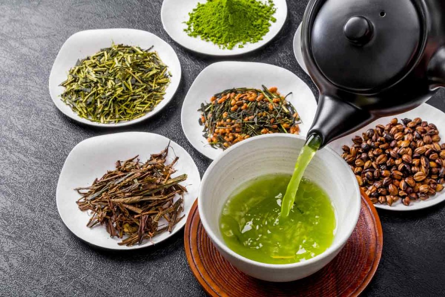 Conheça 50 tipos de chás japoneses