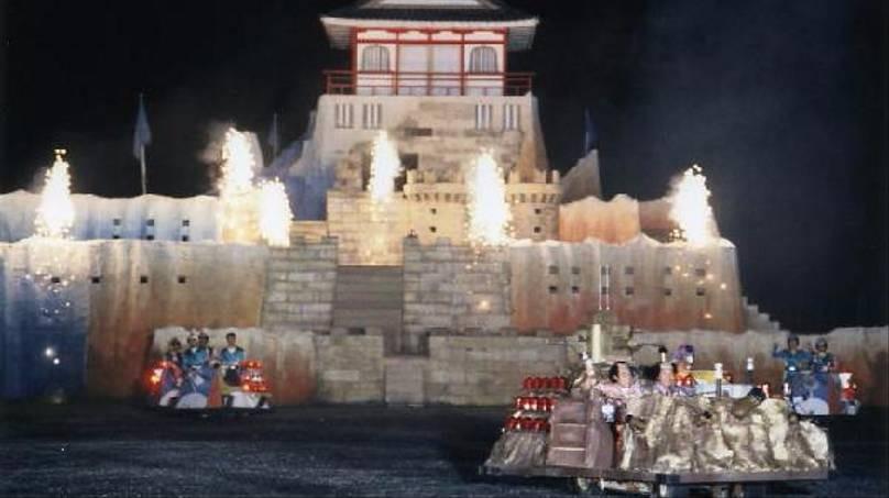 lâu đài của Takeshi - nguồn gốc của kẻ mùa thu và Thế vận hội của Faust