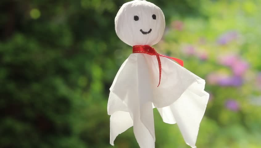Teru teru bozu – o boneco japonês careca