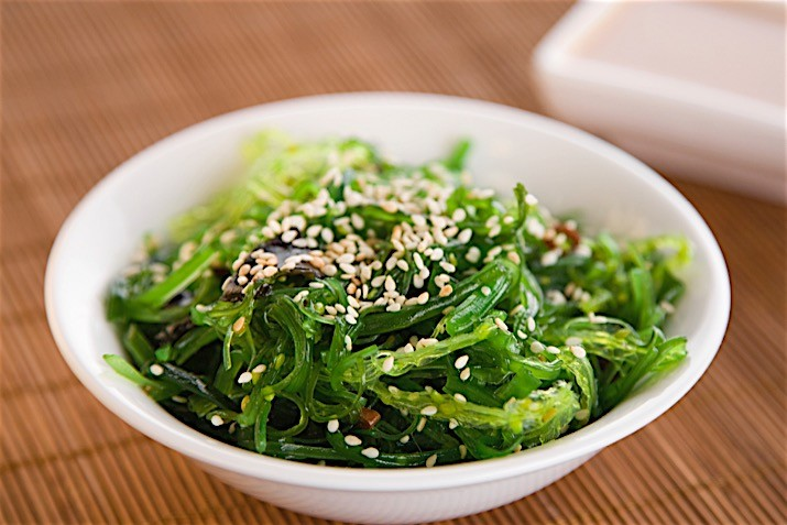 Wakame - Les algues japonaises et ses bienfaits