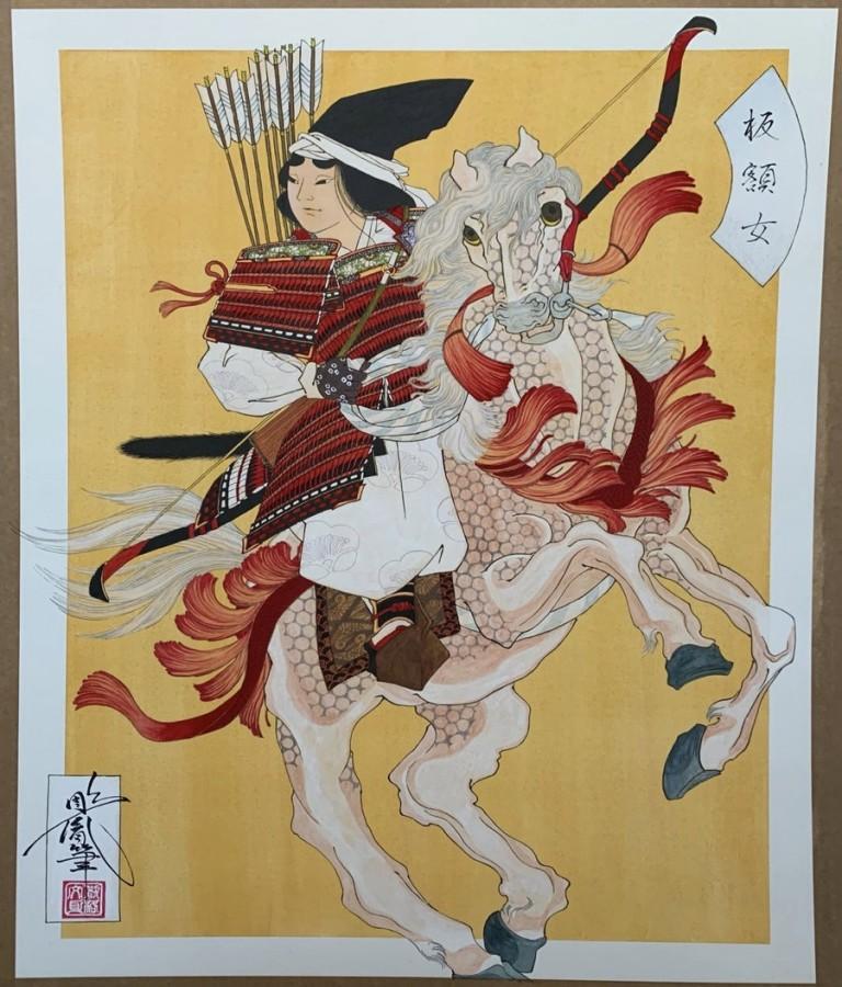Onna-bugeisha - mulheres samurai - image 22