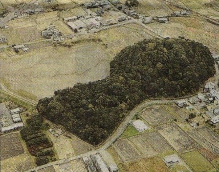 Kofun - as tumbas antigas do japão - kofun8