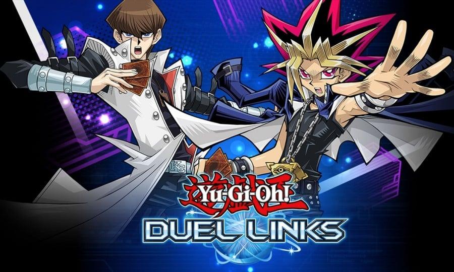 20 melhores jogos de animes para celular - yu gi oh duel links