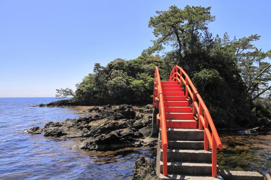 Ilha de sado: o lugar que parou no tempo