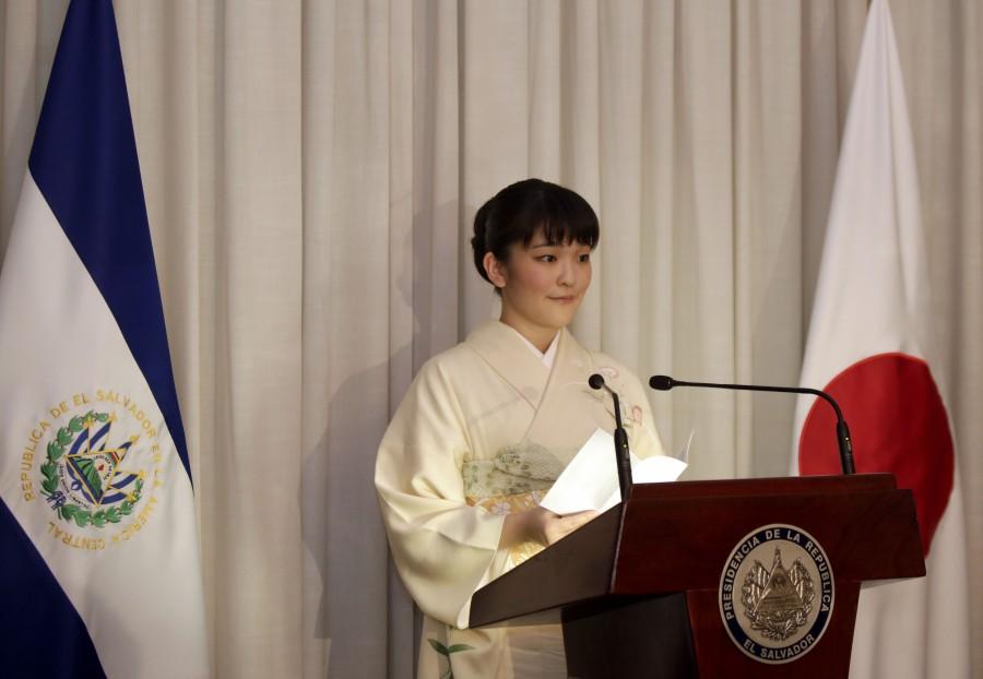 Princesa japonesa mako abandona trono para se casar com plebeu - princesa mako 3