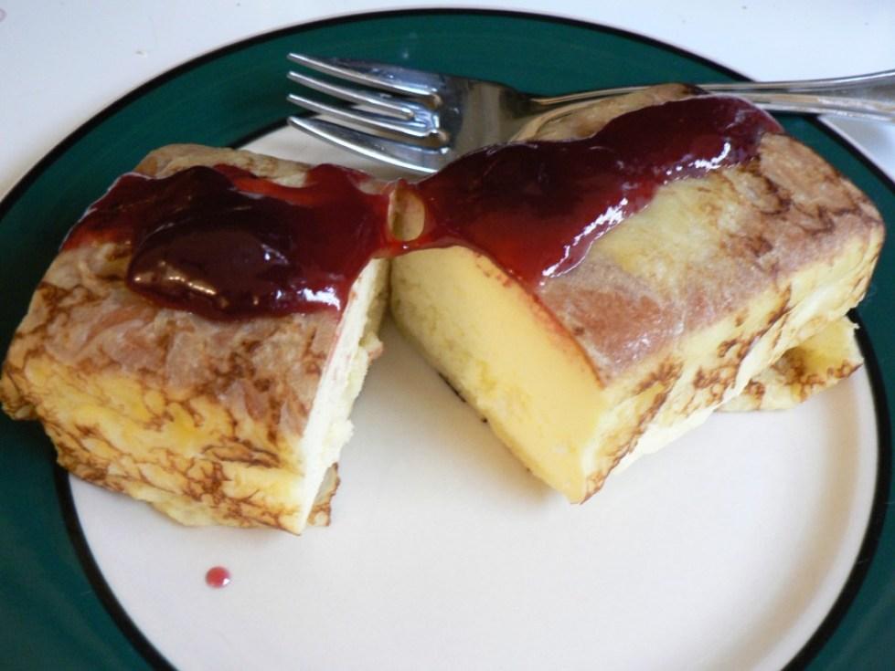 O segredo do cheesecake japonês - japanese cheesecake