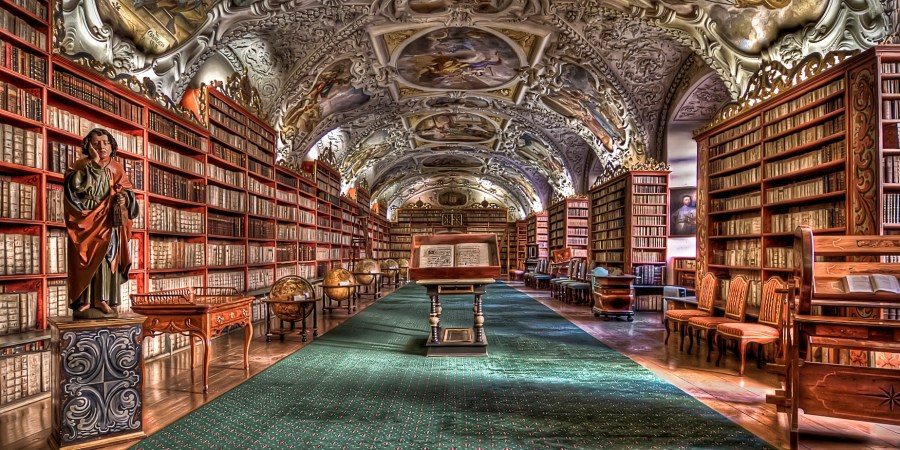 The Prague Library
