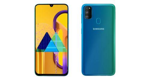 Samsung Galaxy M30 S Sapphire Blue