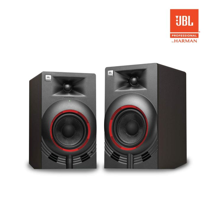 JBL Professional NANO K4 4 Full-range Powered Monitor Pair