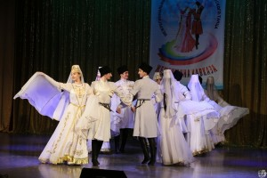 08.04.2017 ► «Жемчужина Кавказа» (Ессентуки)