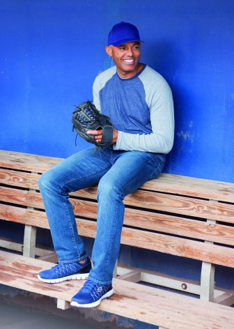 Mariano Rivera for SKECHERS Relaxed Fit