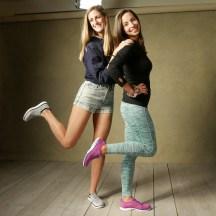 Sophie Geoffrion & Chloe Rochette 2