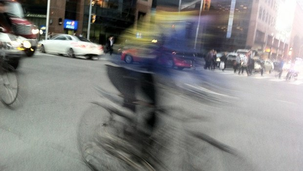 Council takes first steps toward Bloor Street bike lanes