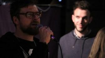 Co-founder, Chris Pemberton