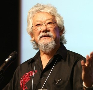 Suzuki named most admirable Canadian: Poll