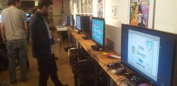 Gamercamp boosts Toronto indie game community