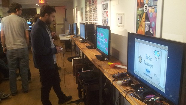 Gamercamp boosts Toronto indie game community