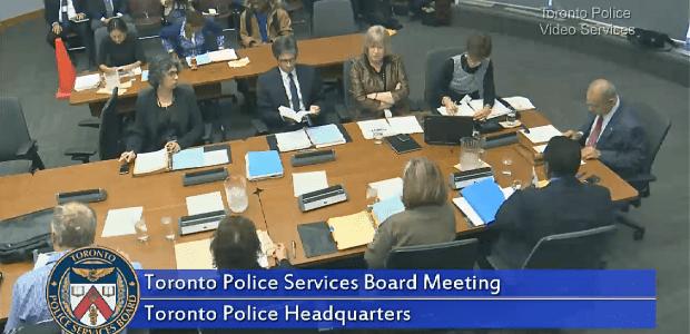 Mukherjee re-elected as Toronto Police Board chair