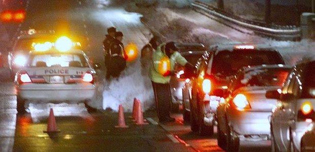 Seven arrested in Toronto's Super Bowl RIDE