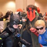 ZIP! POW! WOW! It's ComicCon