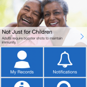 New app for Android and Iphone reminds users when to get vaccinated