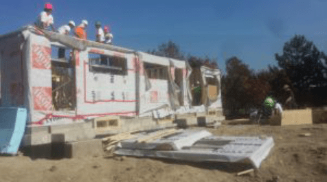 Women Build project helps Habitat for Humanity