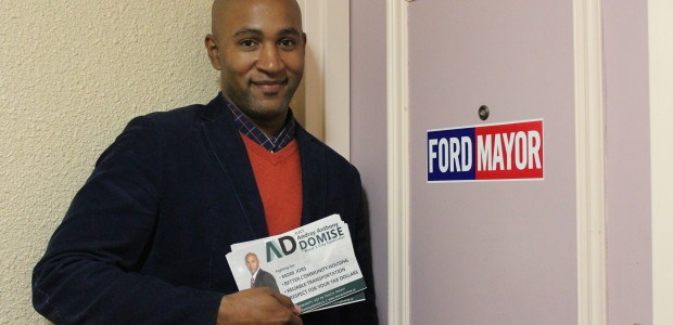 Taking on Goliath: Ward 2 candidates challenge Ford