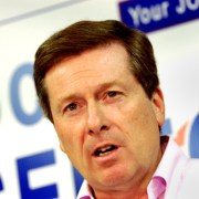 Tory has been elected Toronto's next mayor