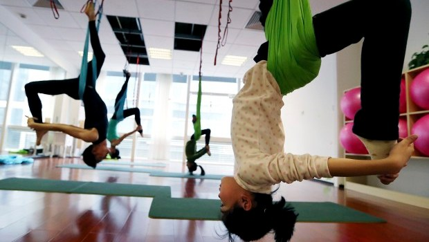 Yogapalooza comes to Mississauga