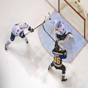 Maple Leafs held scoreless in Missouri