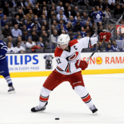 Leafs trapped by the Hurricanes