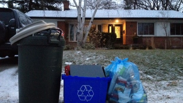 Peel wants more compost, less garbage