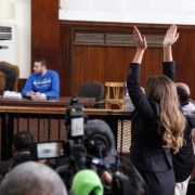 Mohamed Fahmy bailed out in Cairo