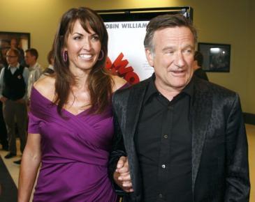 Robin Williams' widow battles over estate