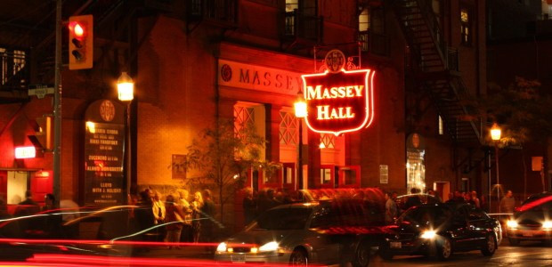 Massey Hall revamp in the works
