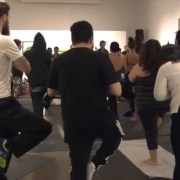 Yogapalooza takes over the Art Gallery of Mississauga