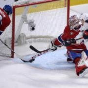Canadiens leap over Blue Jackets
