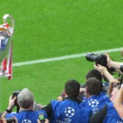Champions League trophy likely to stay in Spain: poll