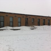 School buildings also serve as community hubs