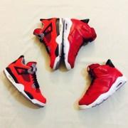 Michael Jordan's shoe game