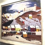 Sampson-Matthews celebrated in Toronto art gallery