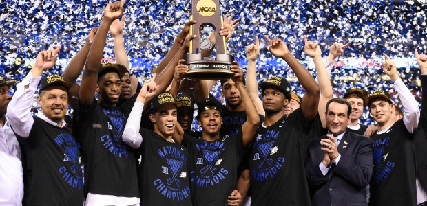 Blue Devils top Badgers to win March Madness tournament