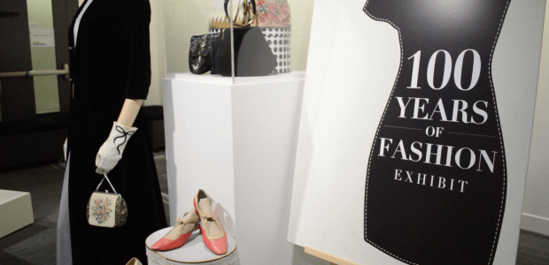 100 Years of Fashion Exhibit